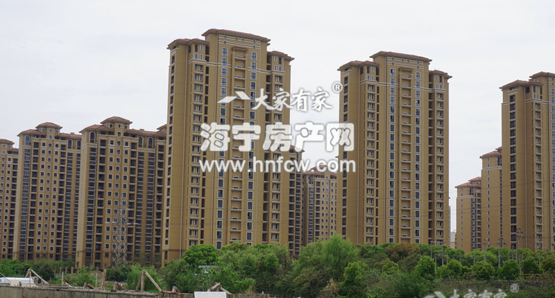 杭州新城风景小区